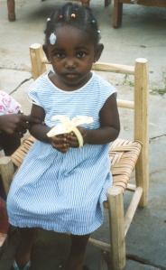 Liberian Children 2 gl w banana